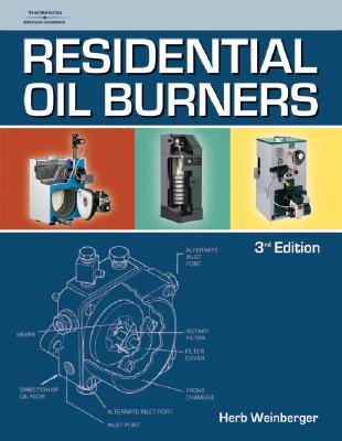 Residential Oil Burners By Weinberger, Herb
