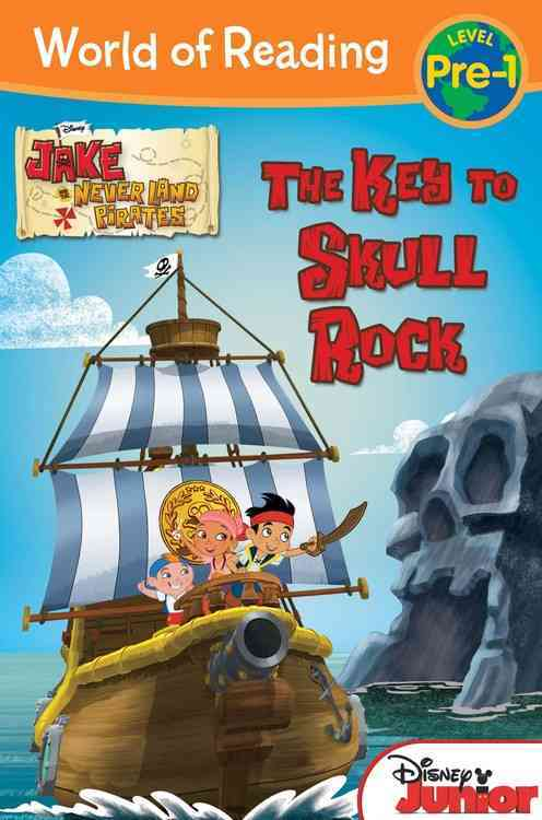 The Key to Skull Rock By Scollon, William